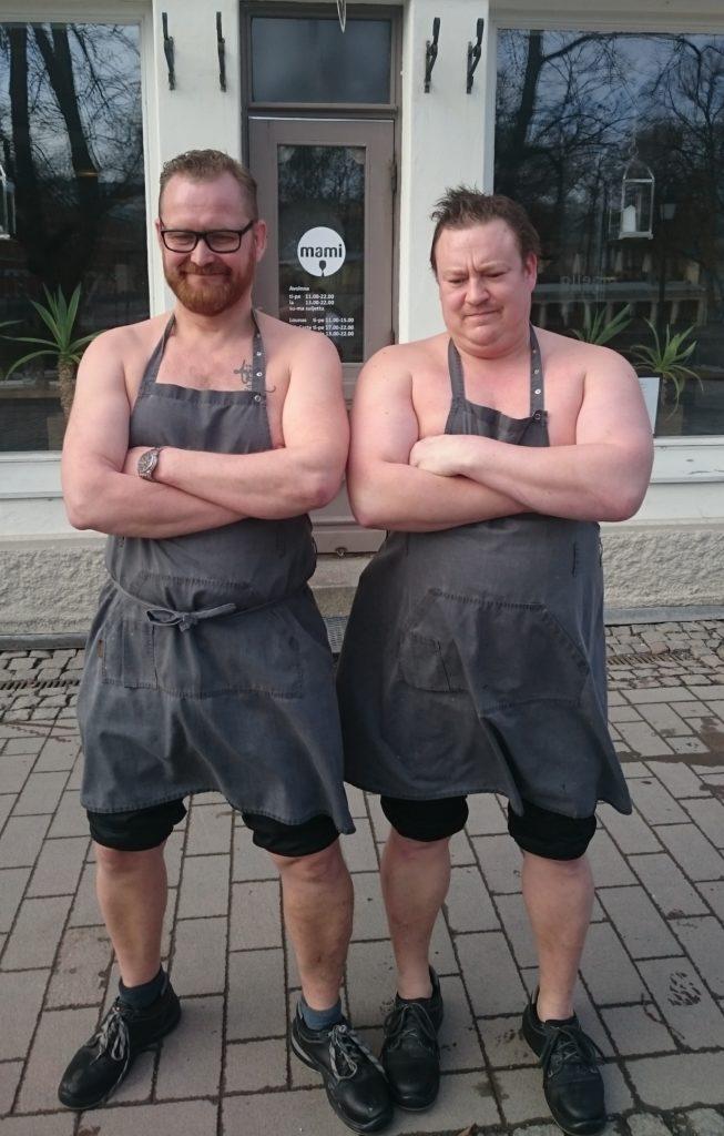 Köyhät keittäjät